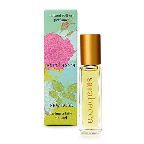 New Rose Roll-On Perfume