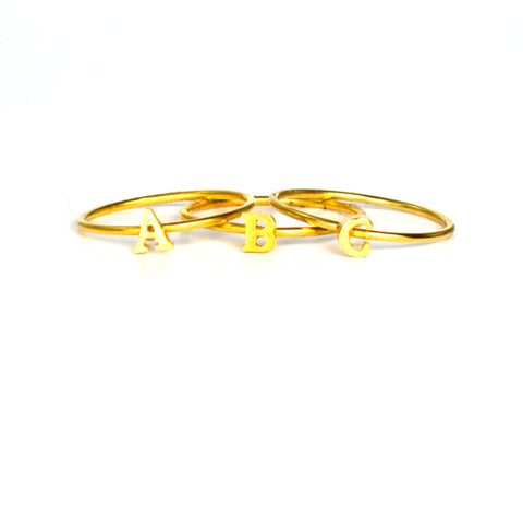 initial stacking rings abc
