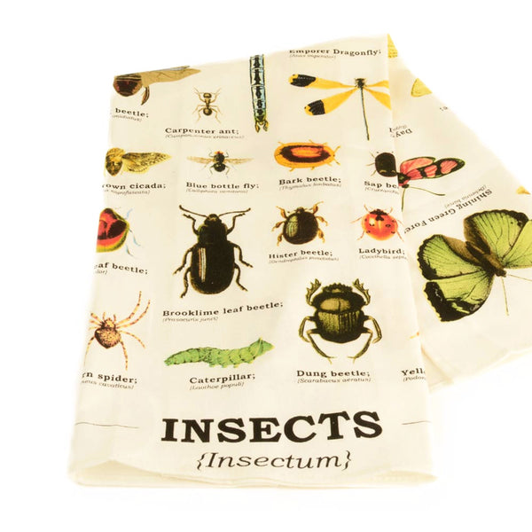 Insect Tea Towel