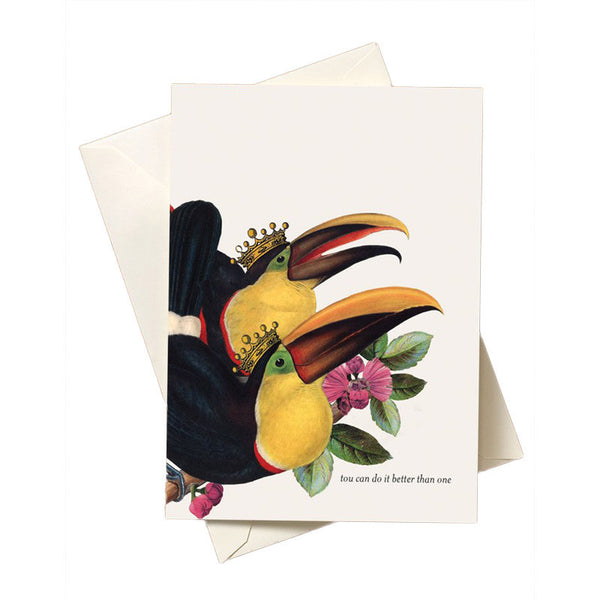 Toucan Do It Better Birthday Card