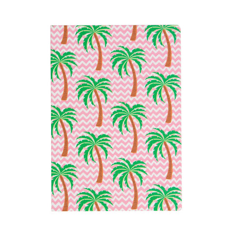 A5 Paperback Notepad - Tropical Paradise
