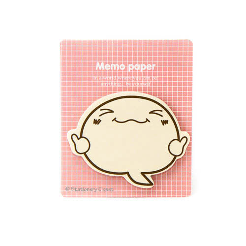 Emotive sticky notes - thumbs up