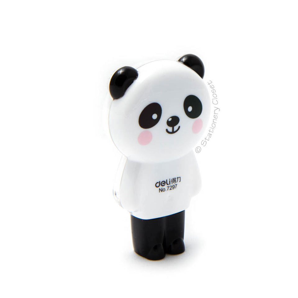 Animal correction tape - panda