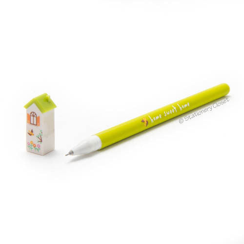 House pen - lime