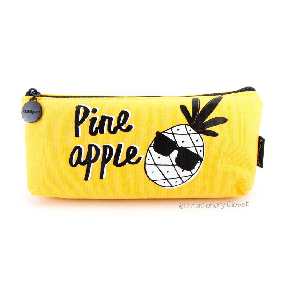 Fruity pencil case - pineapple