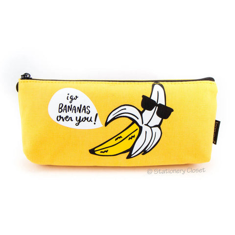 Fruity pencil case - banana