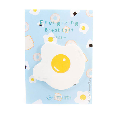 Breakfast sticky notes - egg
