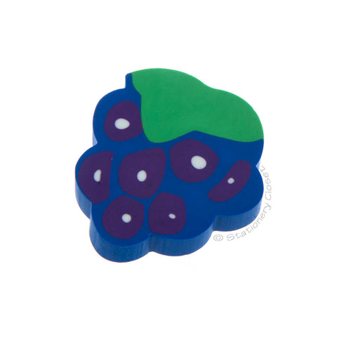 Fruit eraser - grapes