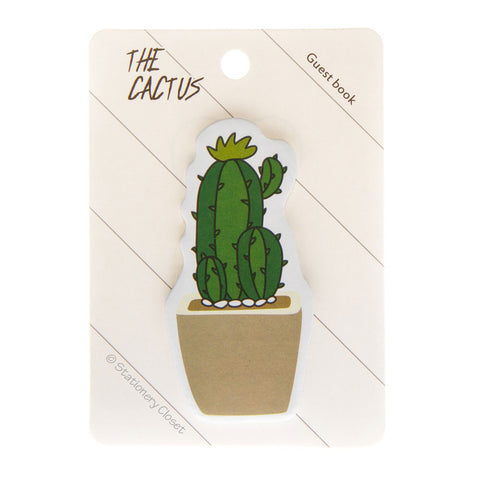Cactus sticky notes - the spiky one
