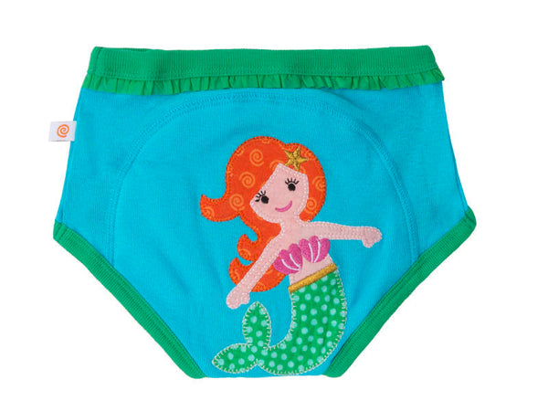 Zoocchini Fairy Tails Girls Training Pants (set of 3)