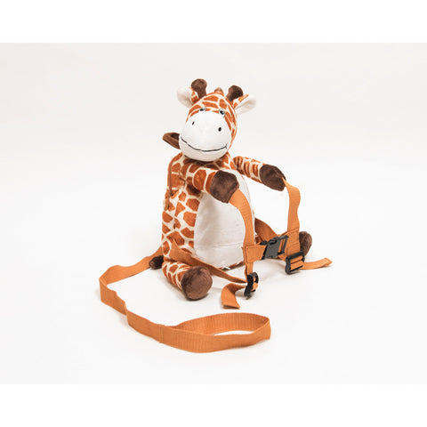 BoBo Buddies Raffy the Giraffe Toddler Backpack with Reins