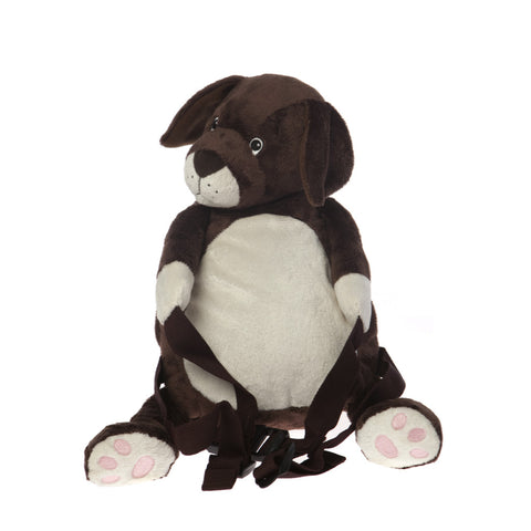 BoBo Buddies Lupo the Puppy Toddler Backpack with Reins
