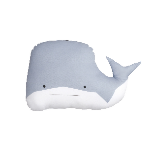 Fabelab whale cushion, homeware, interior and gift