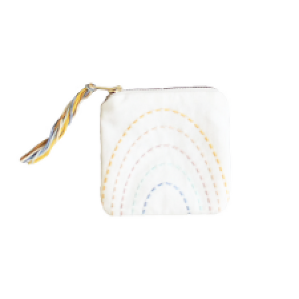 fabelab coin pouch rainbow, children's accessories