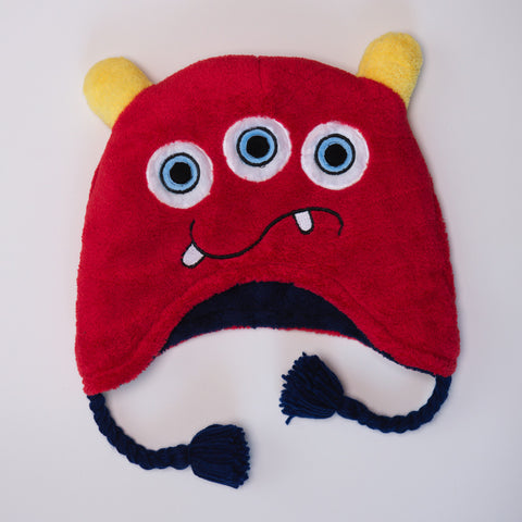 FlapJackKids Monster/Alien - Winter Hat