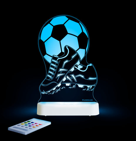 Aloka Sleepylight Football and Boots