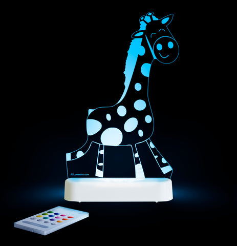 Aloka Sleepylight Giraffe