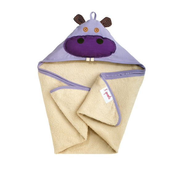 3 Sprouts Hooded Baby Towel