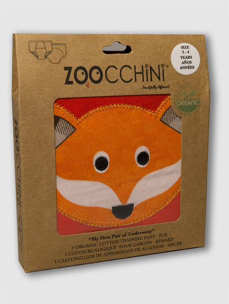 Zoocchini 100% Organic Training Pants Single Pack