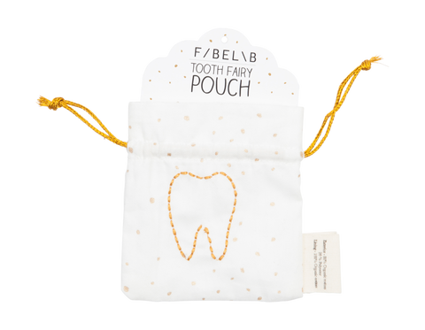 fabelab tooth fairy pouch, children's accessories