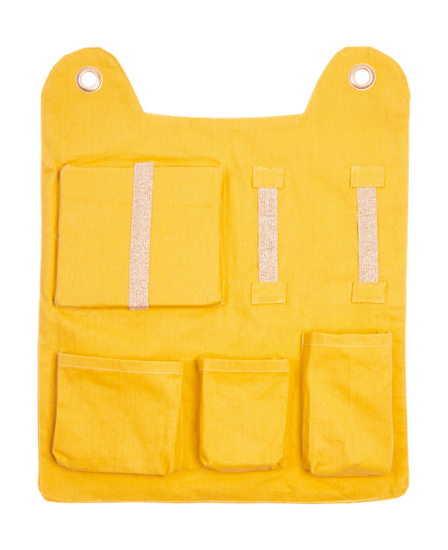 fabelab wall pocket bear