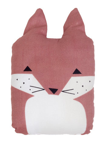 Fabelab fox cushion, homeware, interior and gift