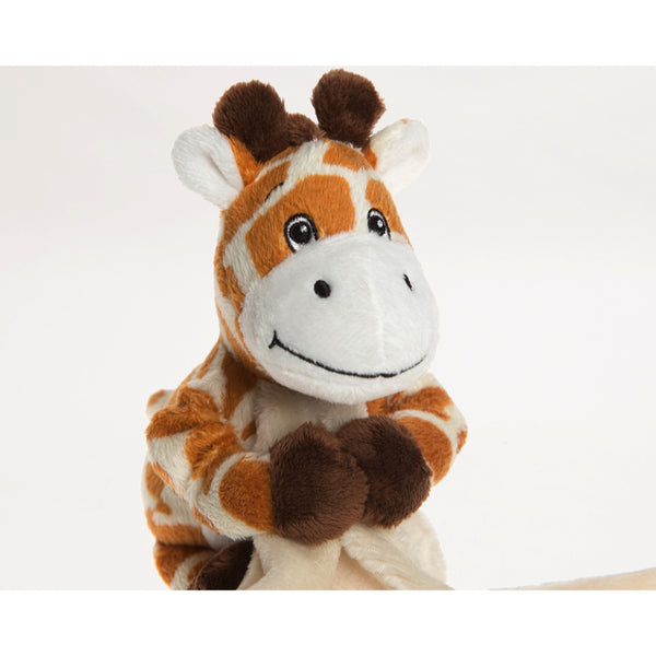 Giraffe comforter, soft and comes with blanket