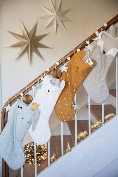 Fabelab Animal Christmas Stockings