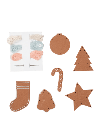 Fabelab Gingerbread Cookie Craft Kits