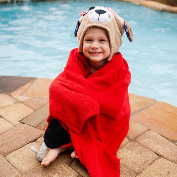 Zoocchini Hooded Children's Towels