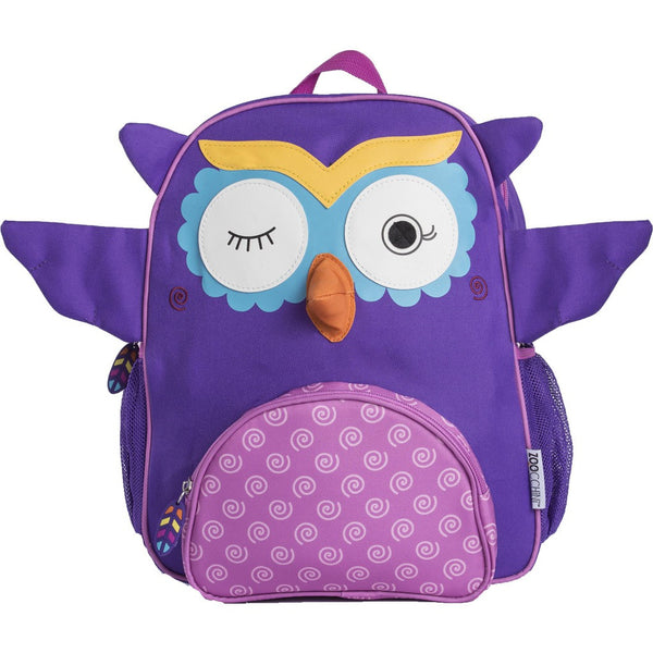 zoocchini backpack, olive the owl, back to school