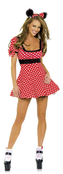 Mouse Dress Costume by J Valentine - HussyStore - 1