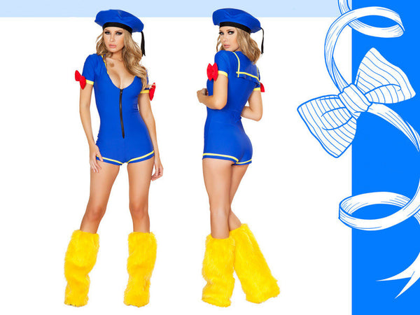 Ahoy Duckie Costume by J Valentine - HussyStore - 1