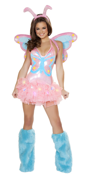 Pastel Butterfly Costume by J Valentine - HussyStore - 5