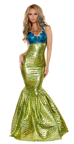 Sirena Mermaid Costume by J Valentine - HussyStore - 3