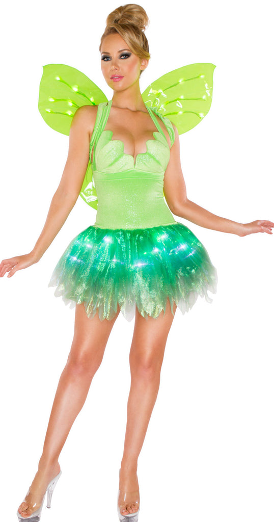 Firefly Faerie Costume by J Valentine - HussyStore - 1