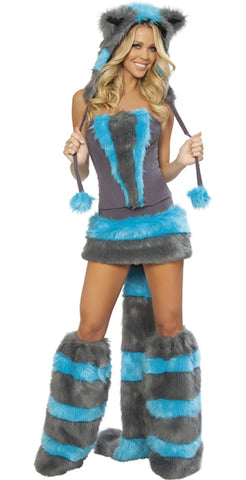 Chester Cat Furry Costume by J Valentine - HussyStore - 1