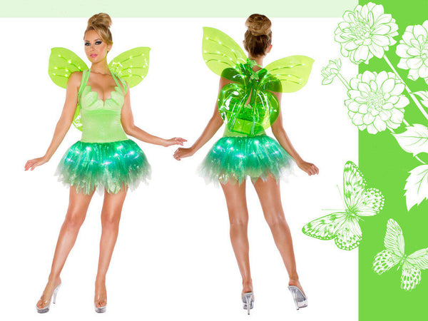 Firefly Faerie Costume by J Valentine - HussyStore - 5