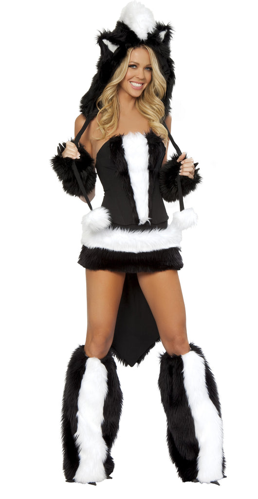 Flower Skunk Furry Costume by J Valentine - HussyStore - 1