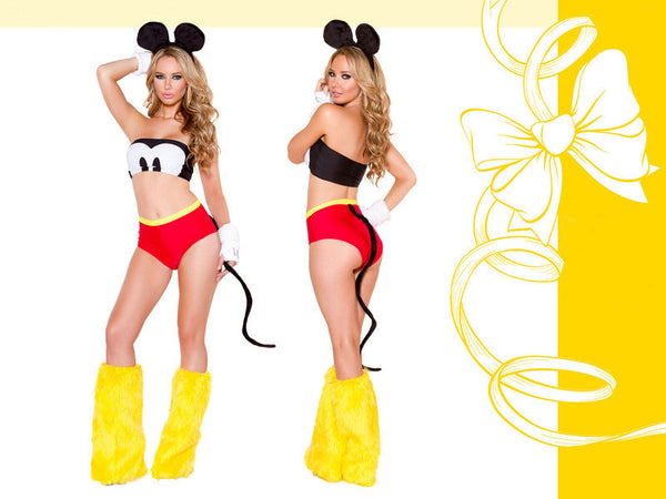 Happy Mouse Costume by J Valentine - HussyStore - 2