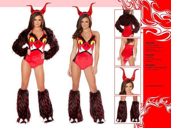 Little Devil Costume by J Valentine