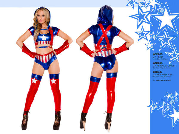 Hero Costume by J Valentine - HussyStore - 3