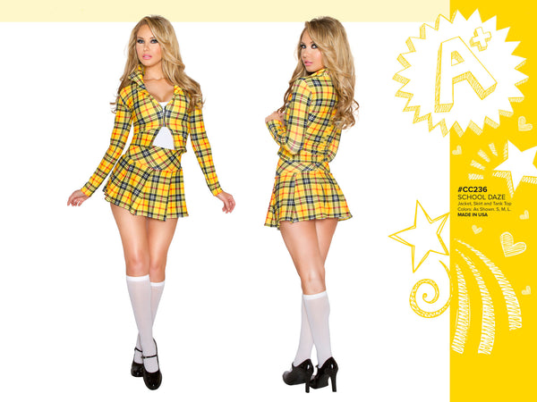 School Daze Costume by J Valentine - HussyStore - 2