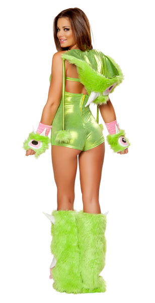 One Eyed Monster Romper Costume by J Valentine - HussyStore - 2