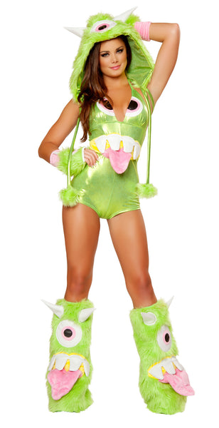 One Eyed Monster Romper Costume by J Valentine - HussyStore - 1
