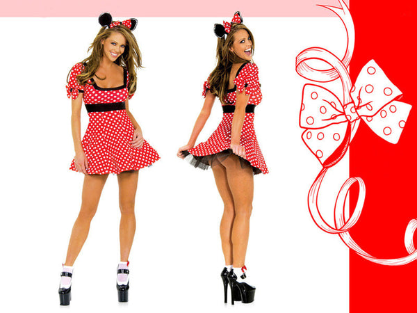 Mouse Dress Costume by J Valentine - HussyStore - 2
