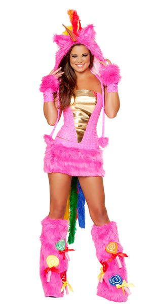 Hot Pink Unicorn Costume by J Valentine - HussyStore - 1