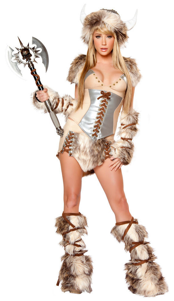 The Viking Costume by J Valentine - HussyStore - 1