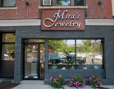 Mira's Jewelry Design physical store