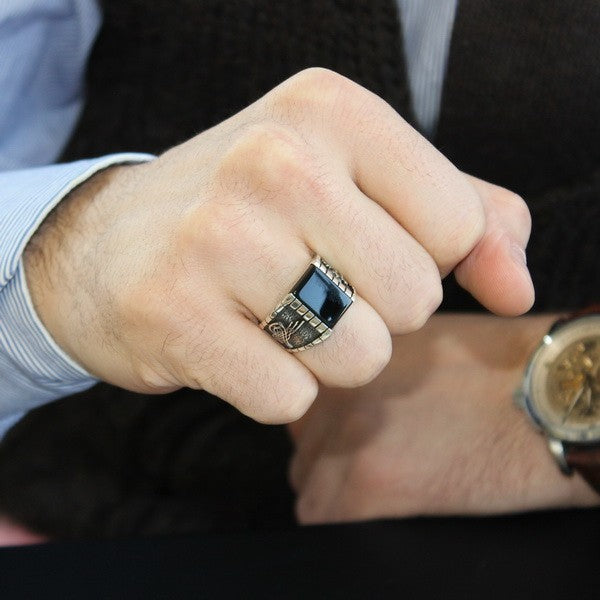 Sizing Extra Wide Men's Rings